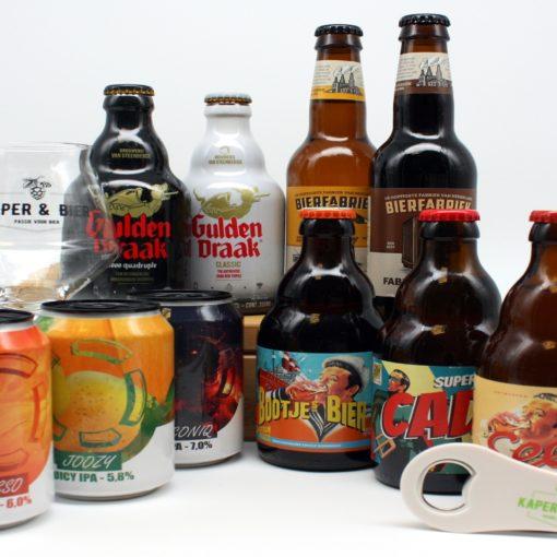 Vaderdag bierpakket